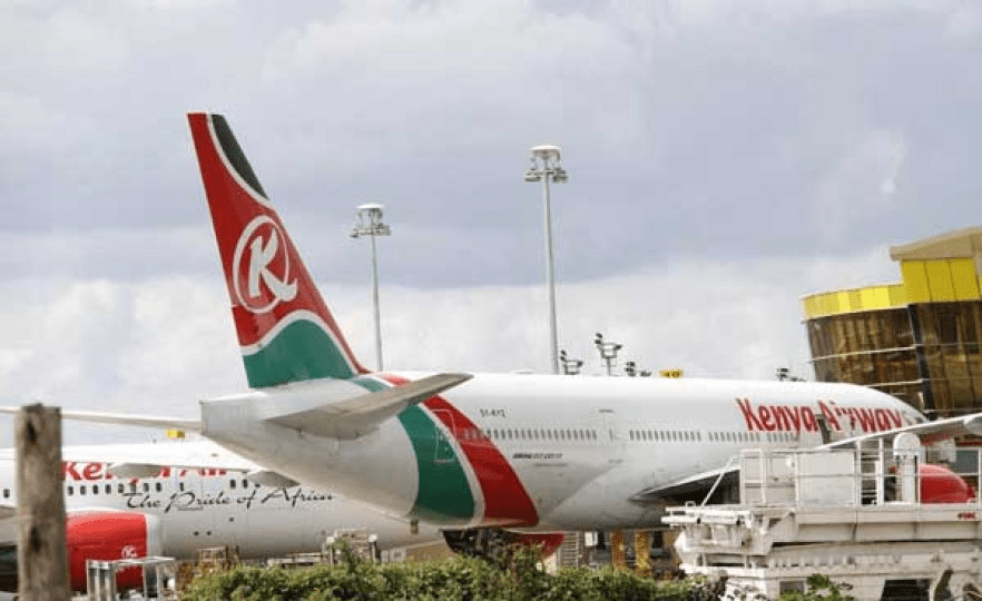 Kenya Airways Allows Passengers to Book Extra Seat for Social Distancing