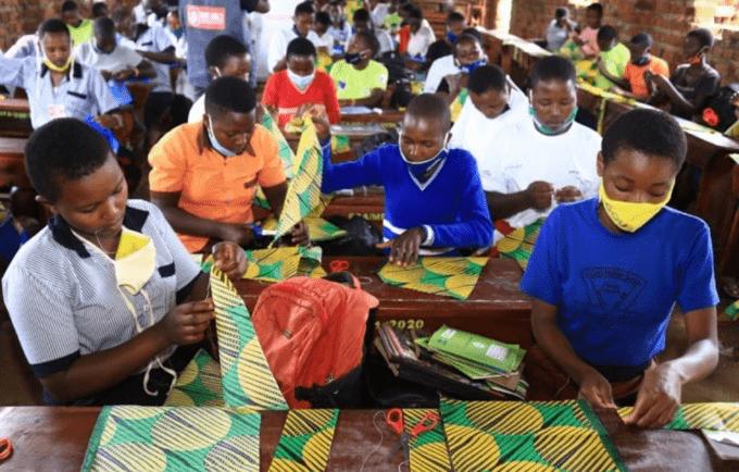 Innovative Smart Bag redefines menstruation management for refugee girls in Uganda
