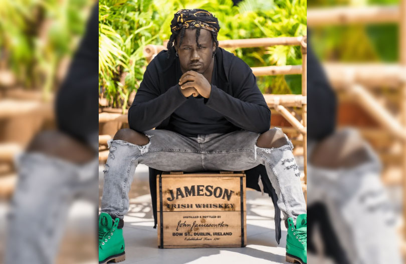 """Graffiti Artist Ashenso featured in Jameson's Final """"More Than"""" Film highlighting Creatives in Ghana"""