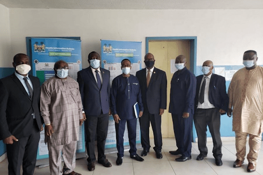 UN Sierra Leone and Ministry of Health recommit towards a more dynamic partnership