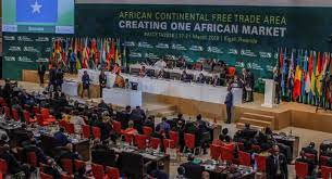 Previous African Continental Free Trade Area meeting